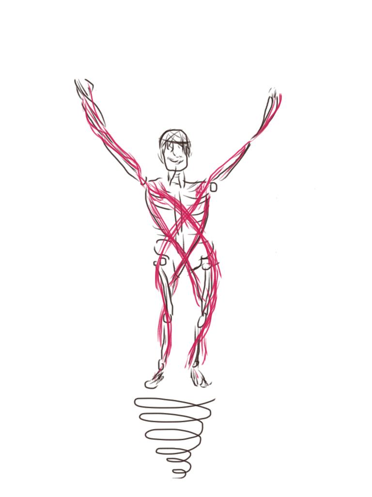 Anatomie der Bewegungstypen – PAT KUCK – ATEMTYPMOTORIK®